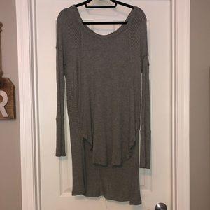 Women's Long Sleeve Sweater Tunic   Free People